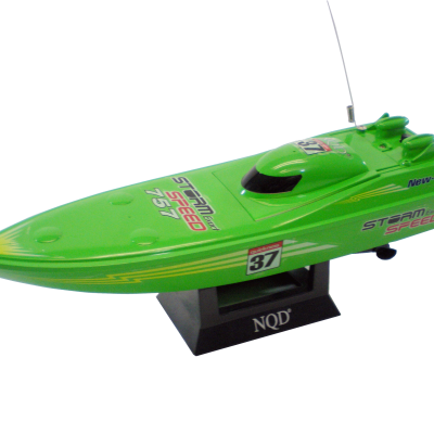 R/C Mini Wave High Speed Boat (GREEN)