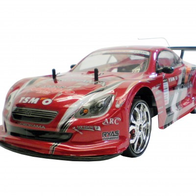 NQD® R/C 1:10 Ready-to-Run Sports Performance Racing Car (Red)