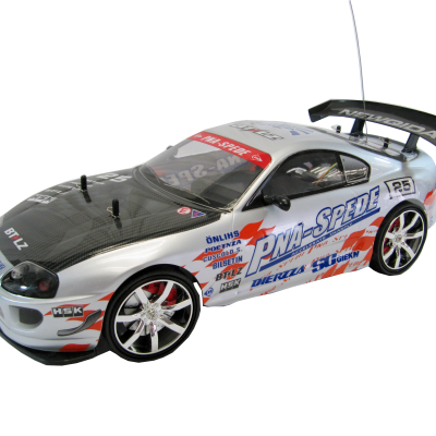 NQD® R/C 1:10 4WD Drifting Racing Car (Silver)