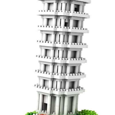 9367 lego Leaning Tower of Pisa