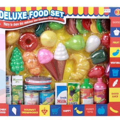 Deluxe Play Food Package