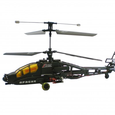 "Flyer Model® R/C 3.5 Channel Gyro Military Helicopter ""APACHE"""