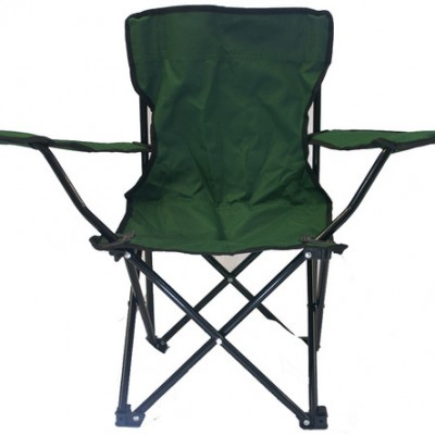Lincoln Park Quality Children Folding Camping Chair with Carrying Bag ( Green)