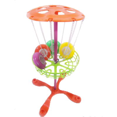Flying Frisbee Golf Set
