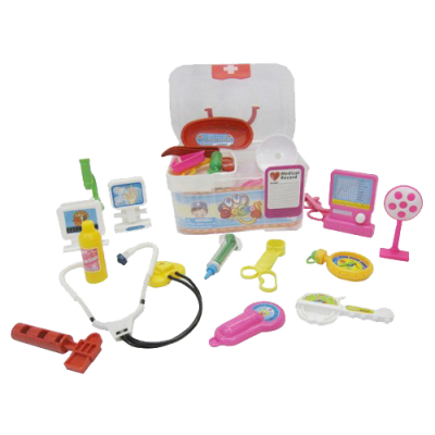 Medical first aid play kit