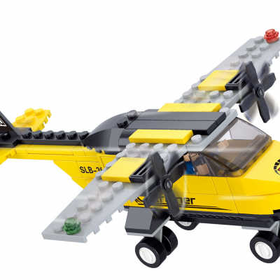 Aviation-T Trainer 110 pcs Block Set