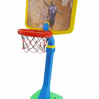 NEW Big Basketball Hoop Set Easy Setup Score Great for Little Children Kids Fun