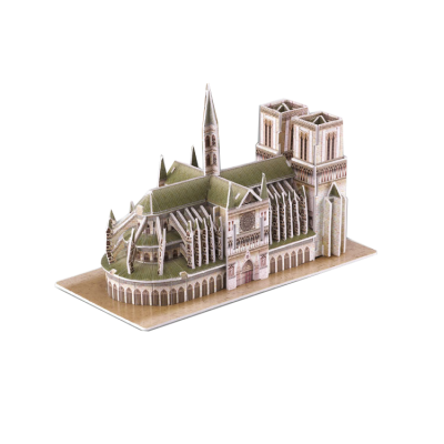 Notre Dame Cathedral (74 PCS)
