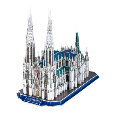Saint Patrick's Cathedral: 117 pc