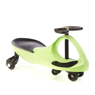 Swing Car Lime Green